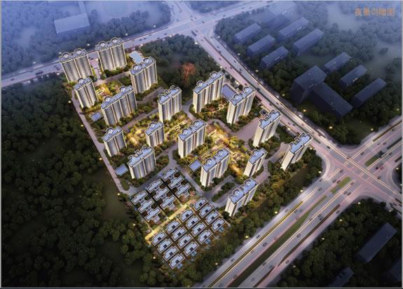 碧桂園·城南世家項目一標段
